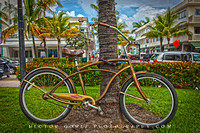 Bike on SouthBeach